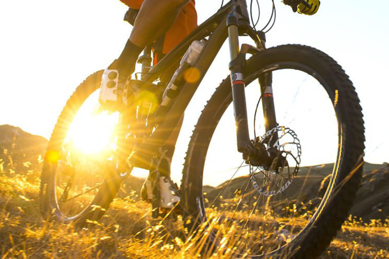 percorsi in bicicletta campagna