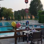festa in piscina a meolo