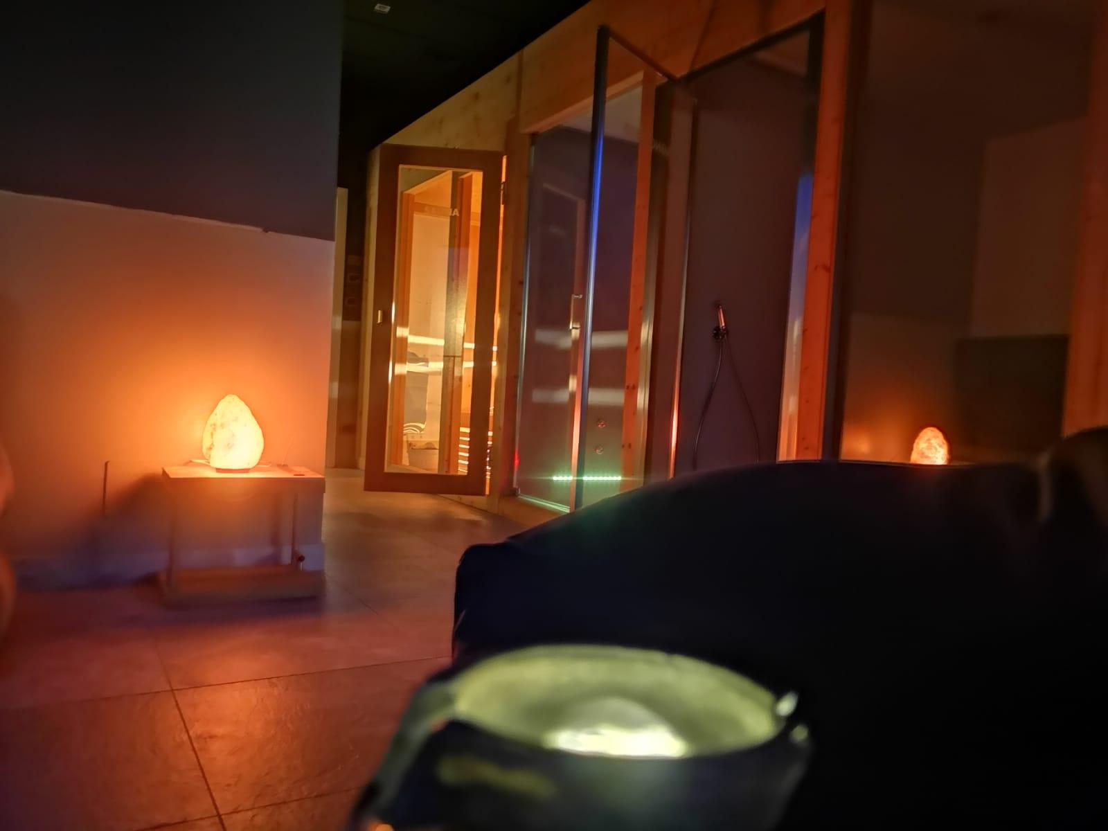 Area Wellness Ancora Sport Hotel