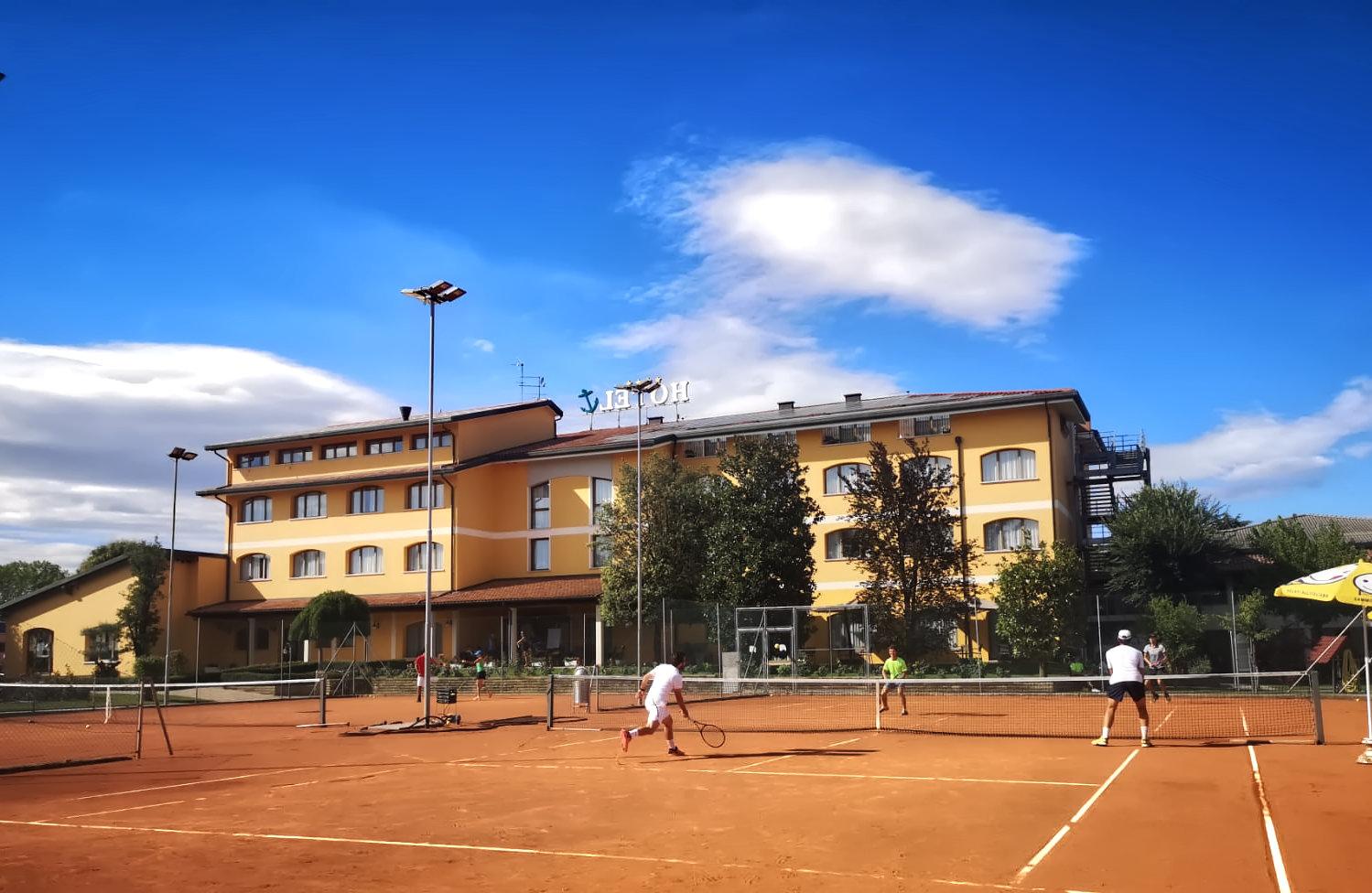 Tennis Ancora Sport Hotel